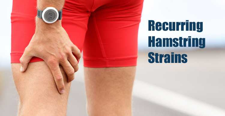 Recurring Hamstring Strains - Southside Physio Canberra