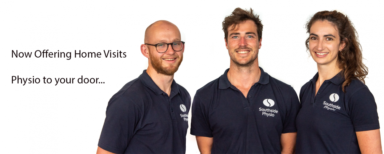 Southside Physio is now offering home visits